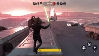 Starwars BattleFront: Heroes vs Villians