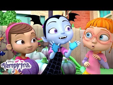 Theme Song | Music Video | Vampirina | Disney Junior