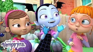 Theme Song | Music Video | Vampirina | Disney Junior