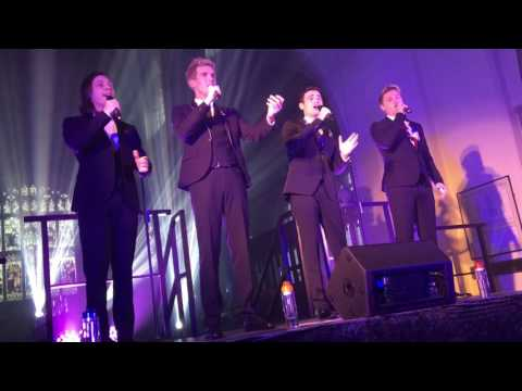 Collabro - Let It Go (Hitchin 30/07/16)