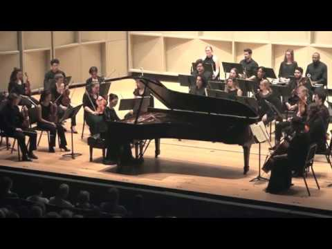 Piano Concerto No. 4 in G major, Op. 58 (Beethoven) - Stony Brook Symphony Orchestra
