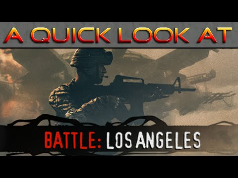 Battle: Los Angeles - Full Playthrough