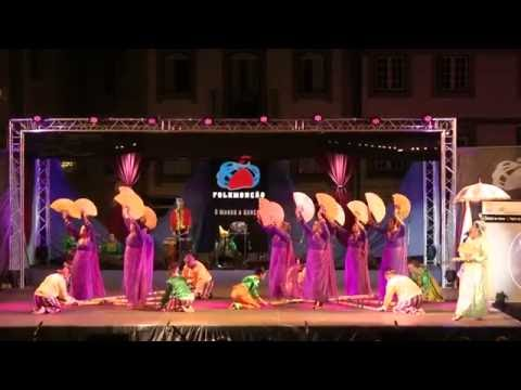 Filipino folk dance: Voyage to Mindanao