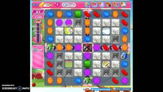 Candy Crush Level 580 help w/audio tips, hints, tricks