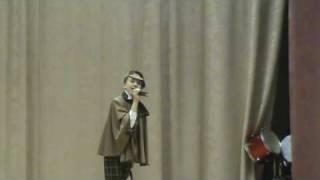 Кочеткова Ксения - Шерлок Холмс и доктор Ватсон