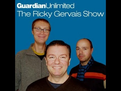 Ricky Gervais Podcast (05) Who Wants Russian Wood?, This Is Shameless And More
