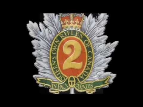 A Salute to the Queen's Own Rifles of Canada
