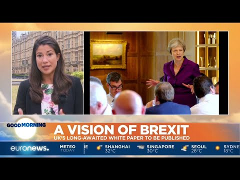 A Vision of Brexit: UK