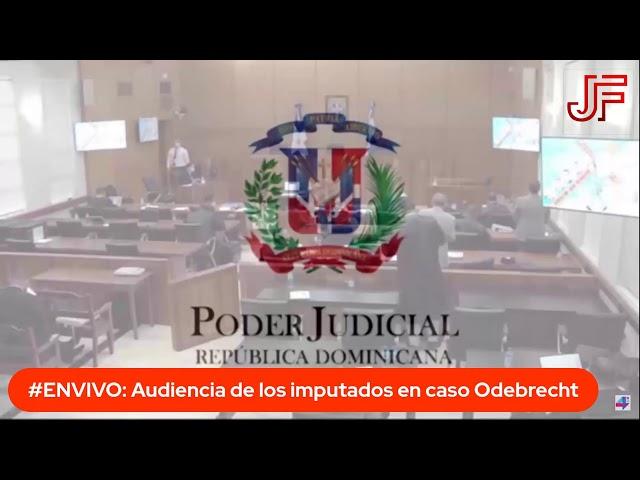 #ENVIVO: Audiencia de los imputados en caso Odebrecht POR LIMONRTV