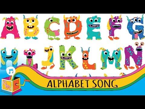 Alphabet Song A Youre Adorable  Nursery Rhyme  Karaoke