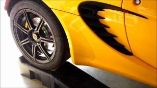 How to change the Oil and Oil filter on a Lotus Elise or Exige