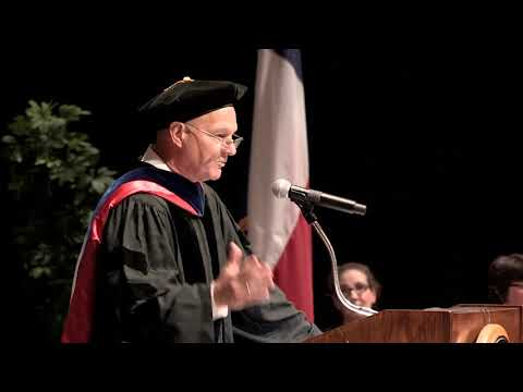 2019 Commencement Address, James W. Canning