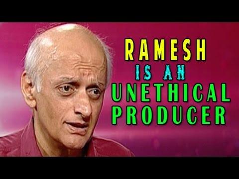 Mukesh Bhatt calls Ramesh Taurani an unethical producer