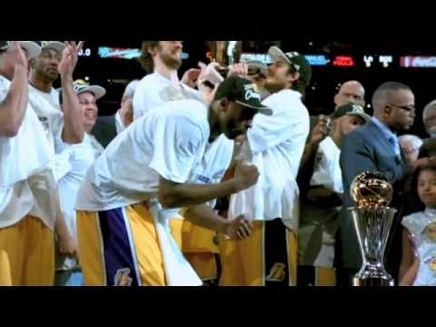 2010 NBA Finals Game 7 Mini-Movie