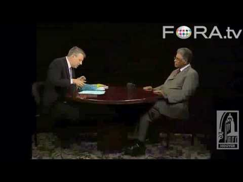 Thomas Sowell explains the Great Depression