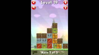 Move The Box London Level 19 Walkthrough/ Solution(Solution/ walkthrough for Level 19 of Move The Box London., 2012-03-01T09:32:29.000Z)