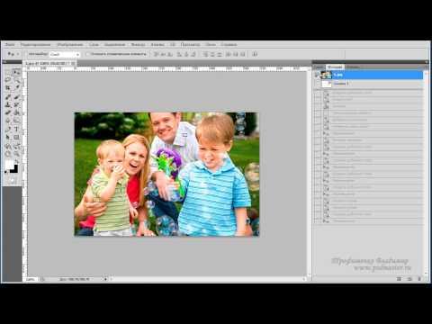 Уроки Photoshop #71. Как сделать мозаику в фотошопе