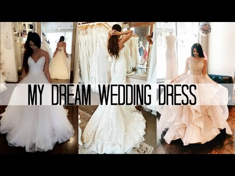 I said YES to the dress?! || Wedding Dress Shopping + Tips #Fairytalefridays