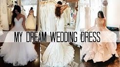 I said YES to the dress?! || Wedding Dress Shopping + Tips #Fairytalefridays
