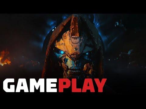 Destiny 2: Forsaken Gameplay Showcase - Gamescom 2018