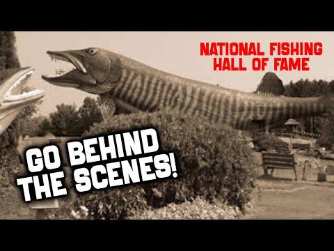 Big Musky Fishing Hall Of Fame Hayward, WI Fishing Forward