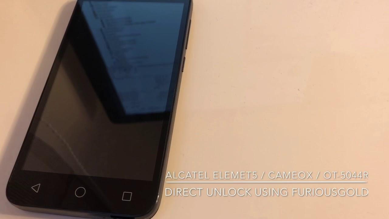 Alcatel 9024w Unlock