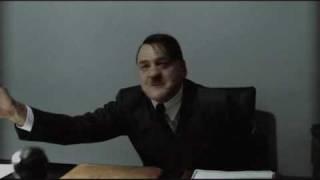 Original Hitler is informed scene (No Subtitles)