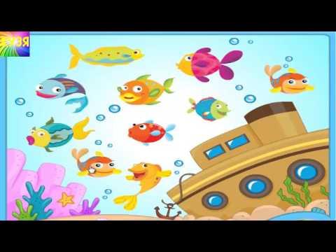 Развивающие мультфильмы для детей 2-3 лет - YouTube