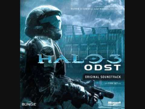 Halo 3 odst ost disk 1 track 8 neon night