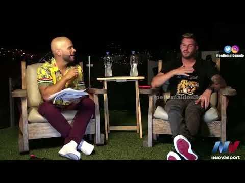 Entrevista a André-Pierre Gignac con Pello Maldonado