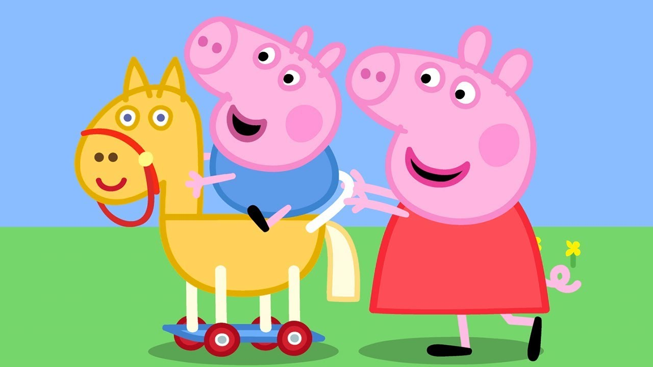 Peppa Pig Official Channel Family Fun With Peppa Pig