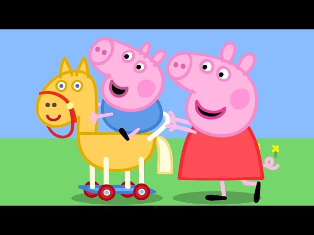 Family Fun with Peppa Pig!