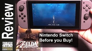 Nintendo Switch - 9 Things Before Buying! My impression after 24 hours