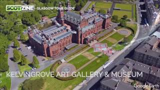 Glasgow attractions, museums, tourist locations glasgow, travel guide glasgow