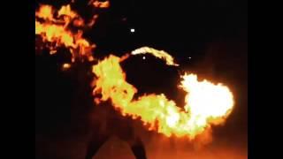 Ken Hill Instagram Compilation - Nunchaku, fire sword, staff, double staff, dragon staff, cyr wheel