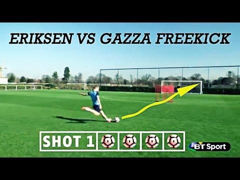 Goals Recreated ft. Tottenham Players Kane,Alli,Eriksen,Walker,Davies