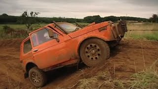 Matt Dawson Winching a 4x4 | Top Gear