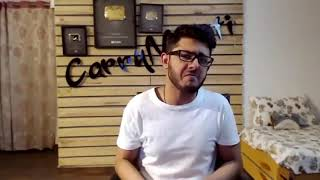 CarryMinati Roasted Sham Idrees