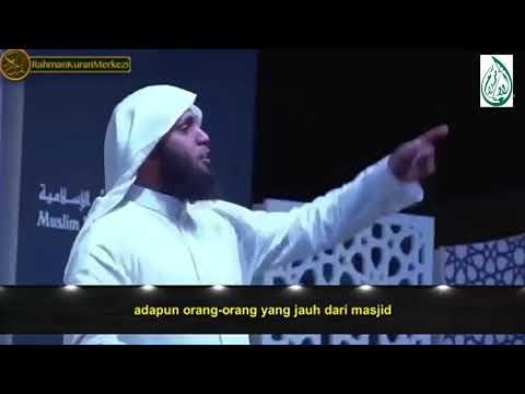 Anda Pasti Menangis Mendengar Ceramah Ini Syeikh Mansour As Salimy