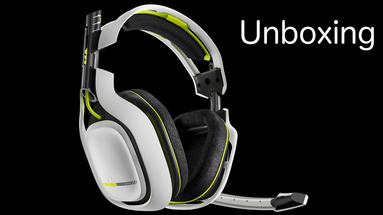 how to use astro a50 on xbox one