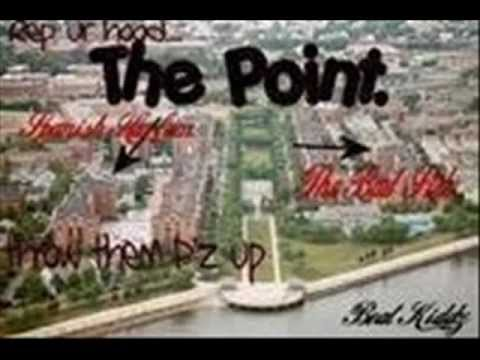 """P LIFE feat Sco Dough,Yimean,Q4 ,Green Monsta On The Hook,""""COLUMBIA POINT PROJECTS"""""""