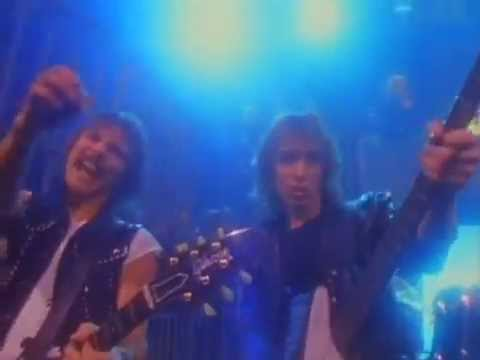Scorpions - Rock You Like A Hurricane - Official video clip HQ