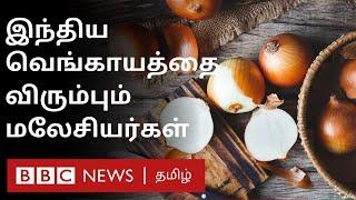 ஒரு கிலோ வெங்காயம் 400 ரூபாய் – இந்திய Onionஐ விரும்பும் Malaysia மக்கள்