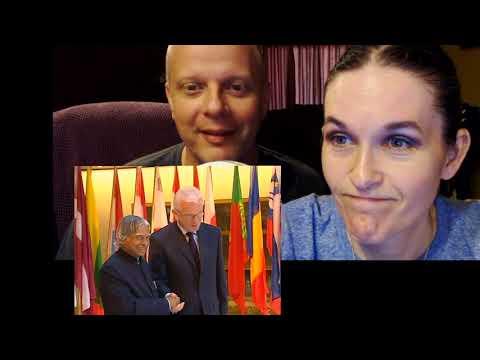 Dr  A P J Abdul Kalam in European Parliament | The American Reaction