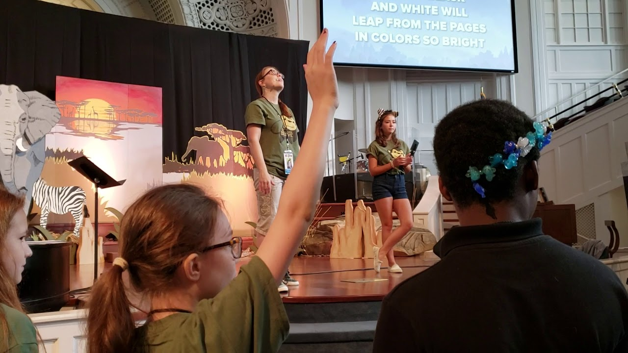 In the Wild VBS 2019 Theme Song