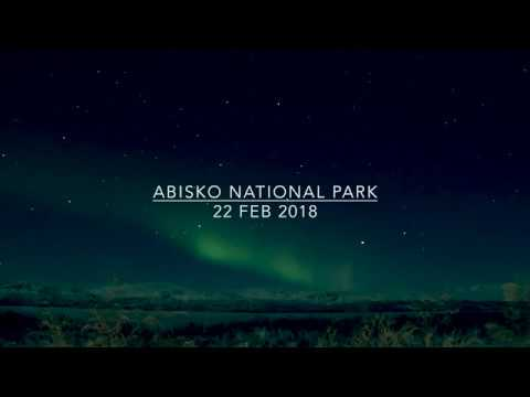 Northern Light   Abisko National Park