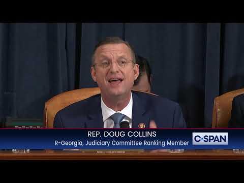 Rep. Doug Collins Opening Statement