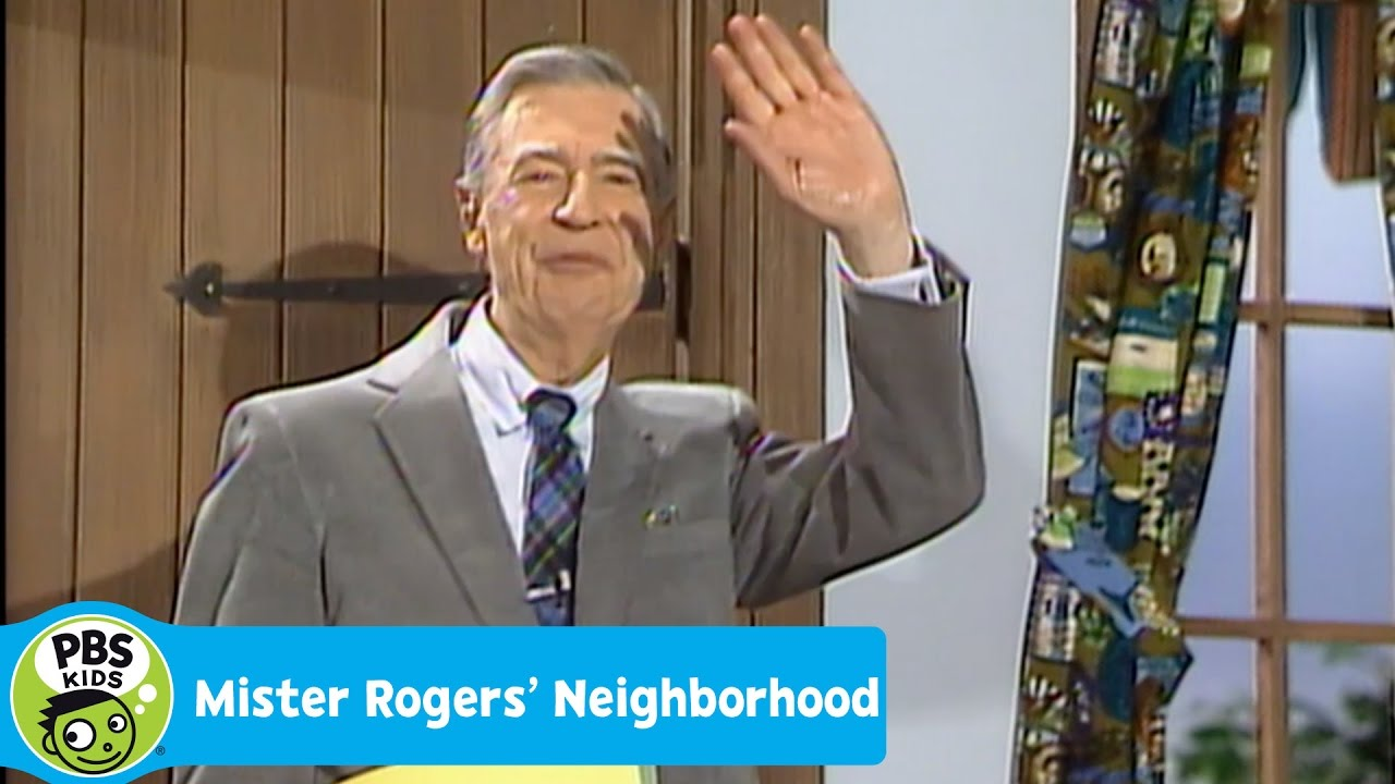Mister Rogers Neighborhood Won T You Be My Neighbor Song Pbs Kids Youtube