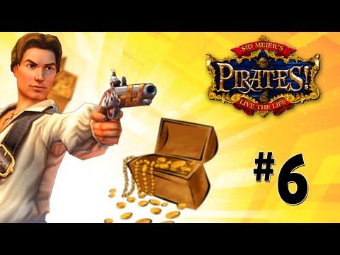 """""""Захватываем город"""" - Прохождение игры Sid Meier's Pirates #6"""