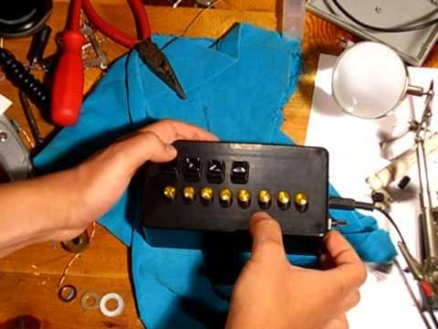 Arduino Drum Machine & Sequencer